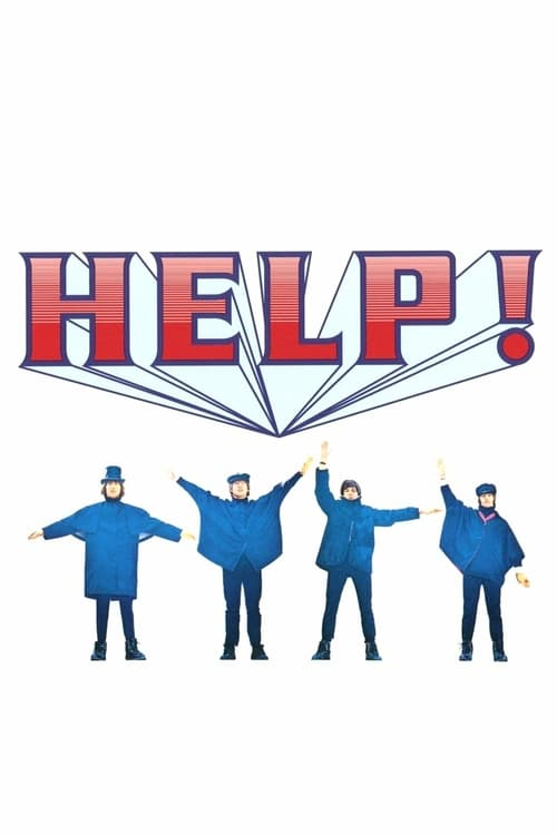 Help! - Movie Poster