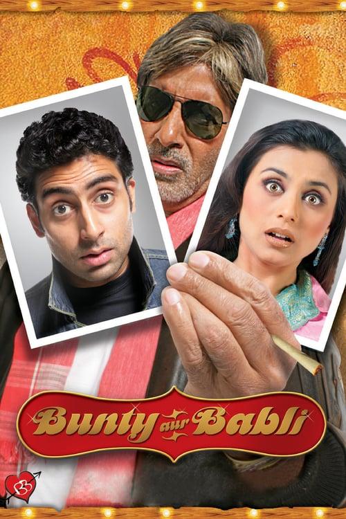 Bunty Aur Babli - Movie Poster