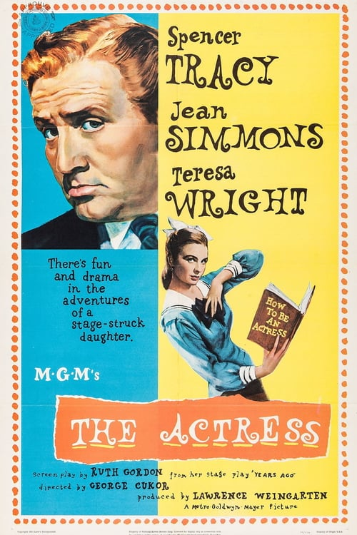 The Actress - Movie Poster