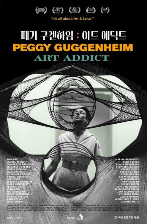 Peggy Guggenheim: Art Addict - Movie Poster