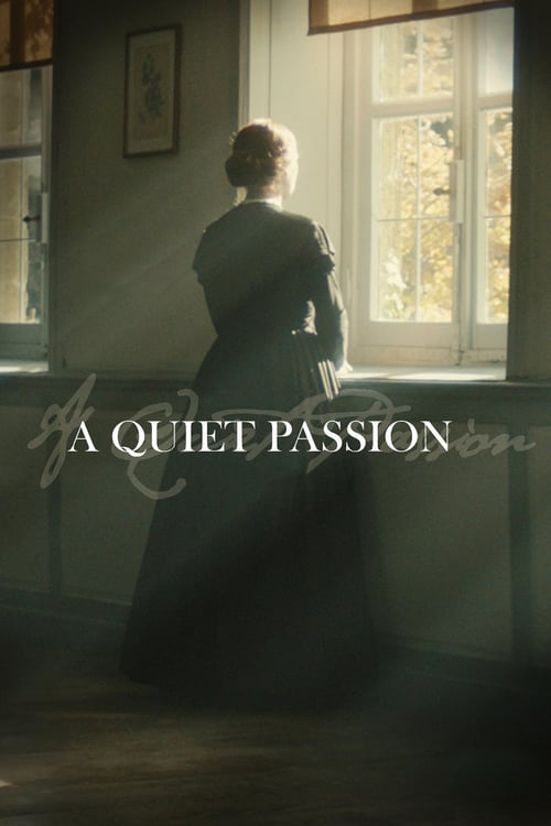 A Quiet Passion - Movie Poster
