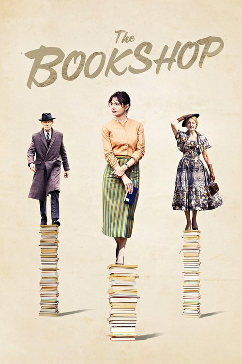 The Bookshop - Movie Poster