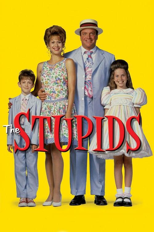The Stupids - Movie Poster