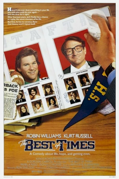 The Best of Times - Movie Poster