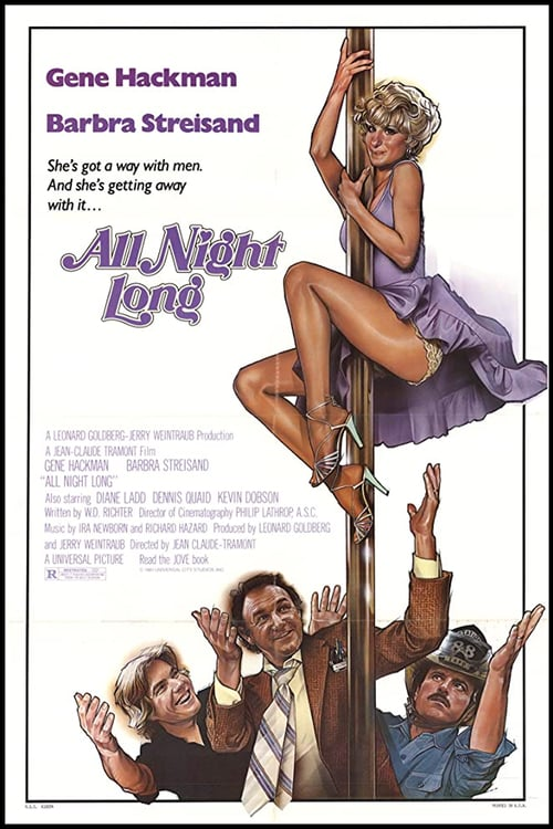 All Night Long - Movie Poster
