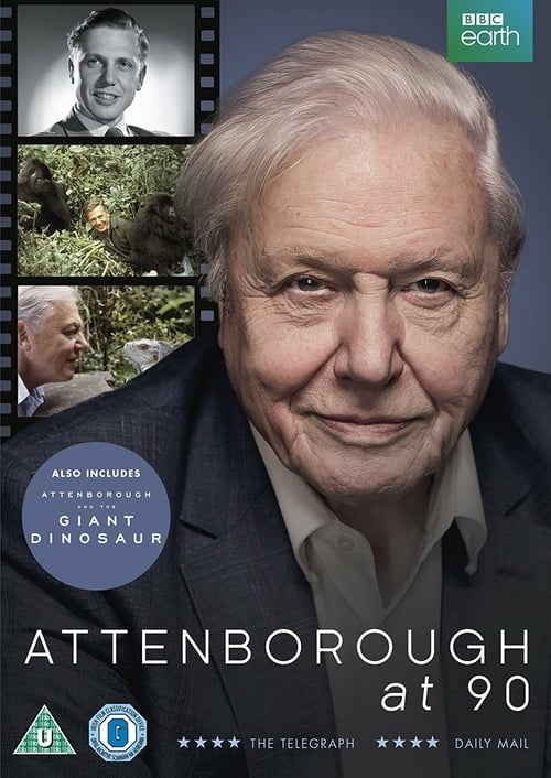 Attenborough at 90: Behind the Lens - Movie Poster