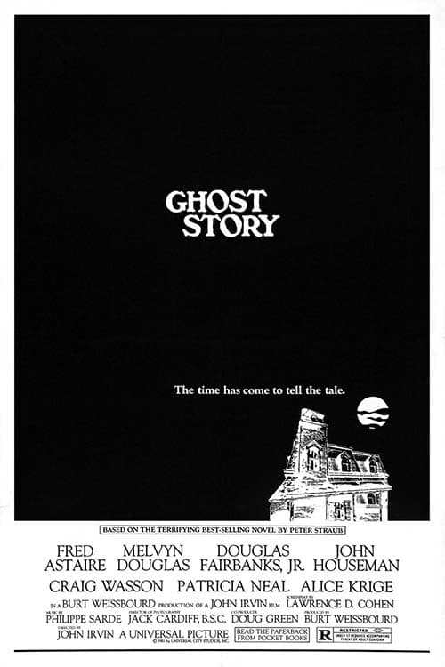 Ghost Story - Movie Poster
