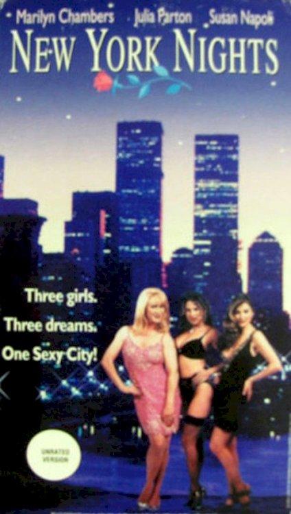 New York Nights - Movie Poster