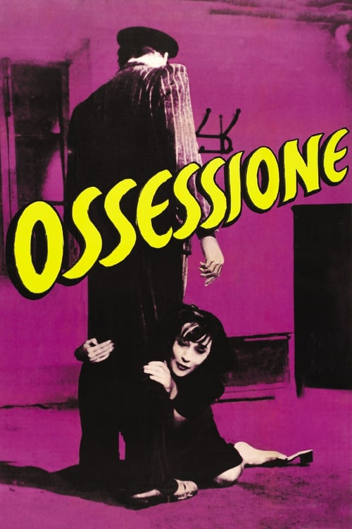 Ossessione - Movie Poster