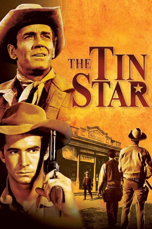 The Tin Star - Movie Poster