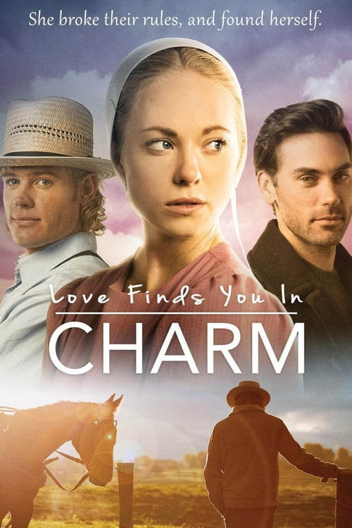 Love Finds You in Charm - Movie Poster
