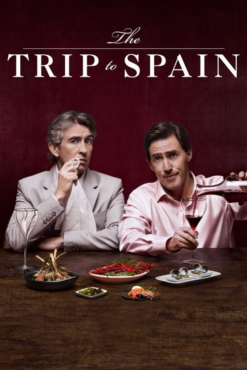 The Trip to Spain - Movie Poster