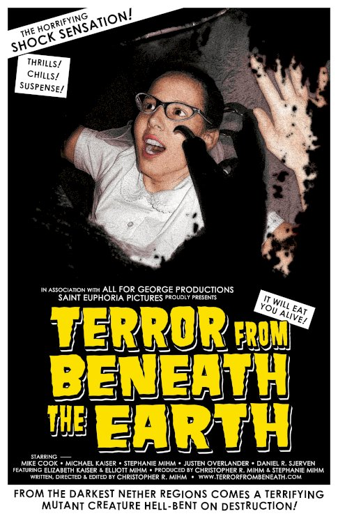 Terror from Beneath the Earth - Movie Poster
