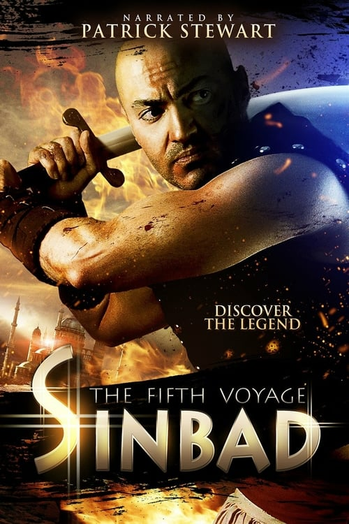 Sinbad: The Fifth Voyage - Movie Poster
