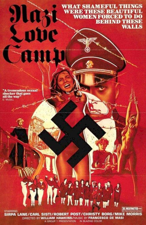 Nazi Love Camp 27 - Movie Poster