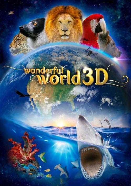 Wonderful World 3D - Movie Poster