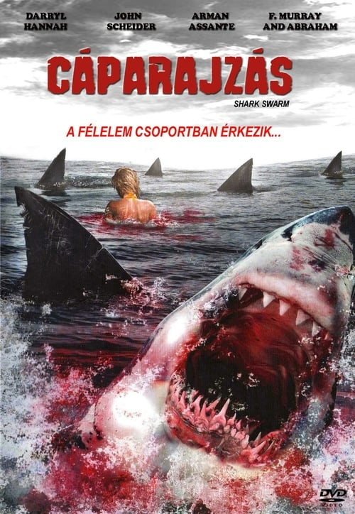 Shark Swarm - Movie Poster