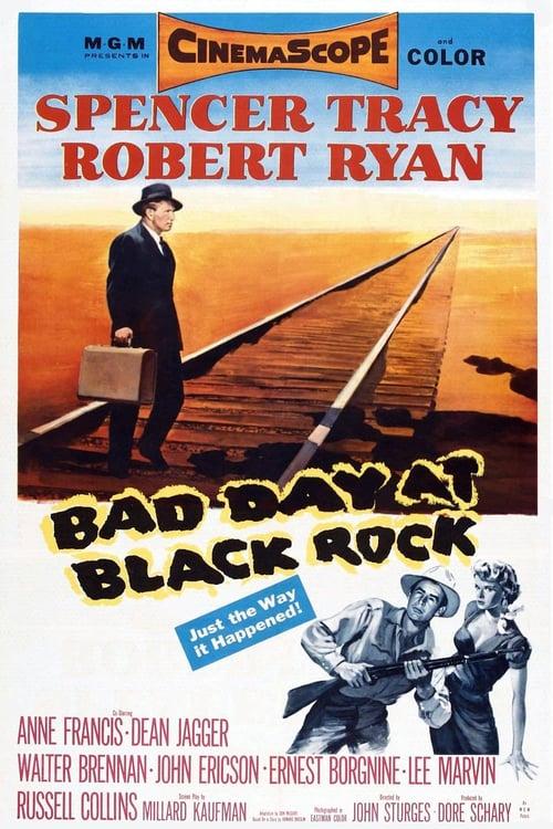 Bad Day at Black Rock - Movie Poster