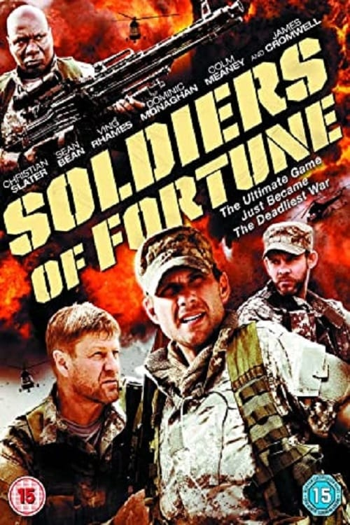 Soldiers of Fortune - Movie Poster