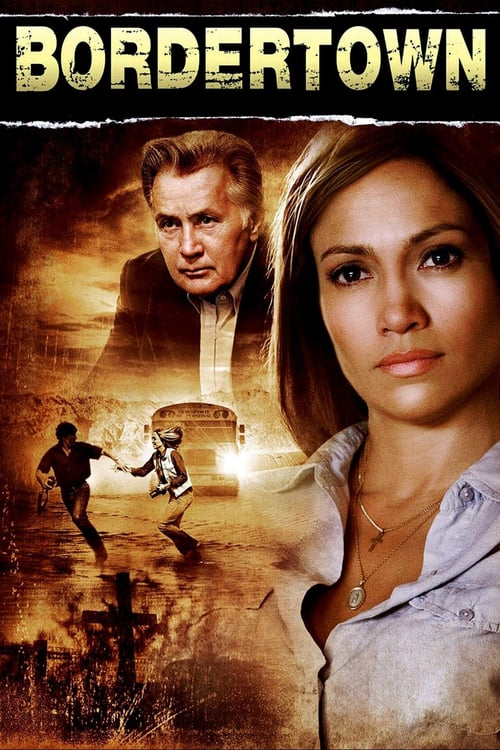 Bordertown - Movie Poster