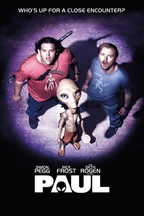 Paul - Movie Poster