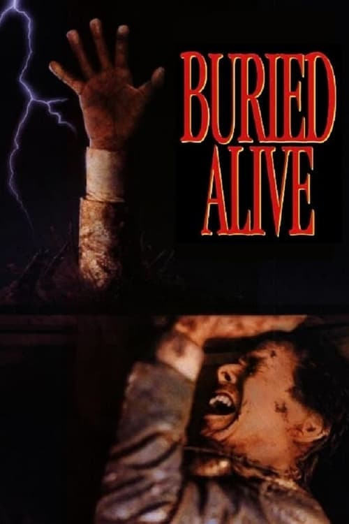 Buried Alive - Movie Poster