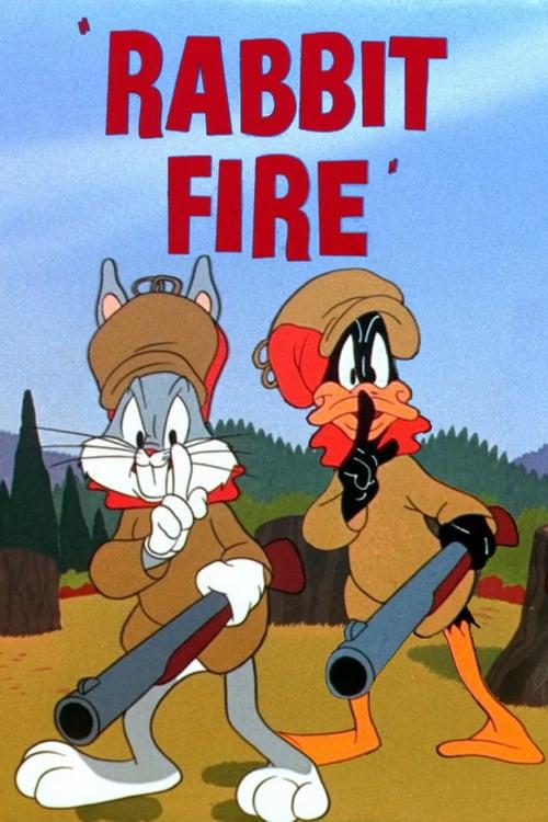 Rabbit Fire - Movie Poster
