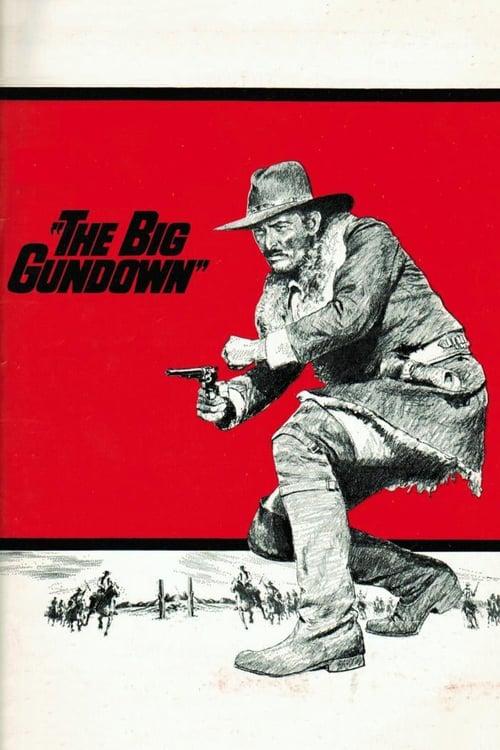 The Big Gundown - Movie Poster