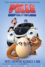 Pelle Politibil på sporet - Movie Poster