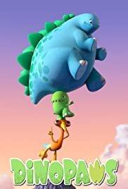 Dinopaws - Movie Poster