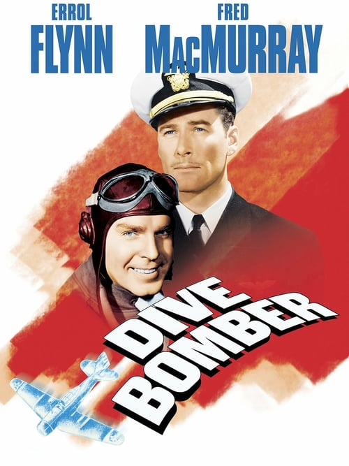 Dive Bomber - Movie Poster