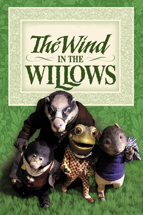 The Wind in the Willows - Movie Poster