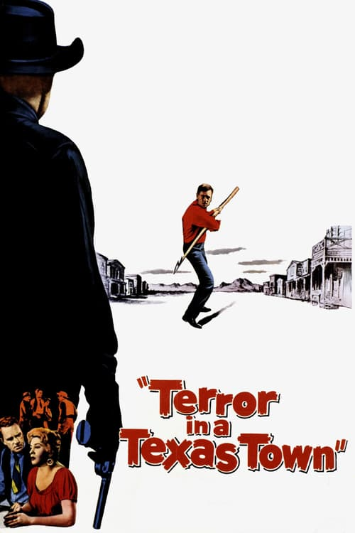 Terror in a Texas Town - Movie Poster