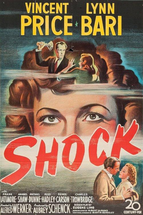 Shock - Movie Poster
