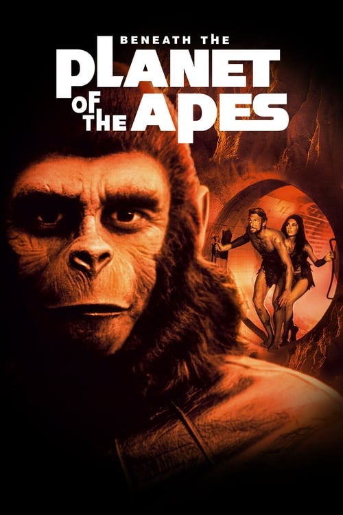 Beneath the Planet of the Apes - Movie Poster