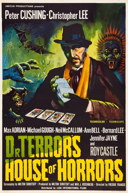 Dr. Terror's House of Horrors - Movie Poster