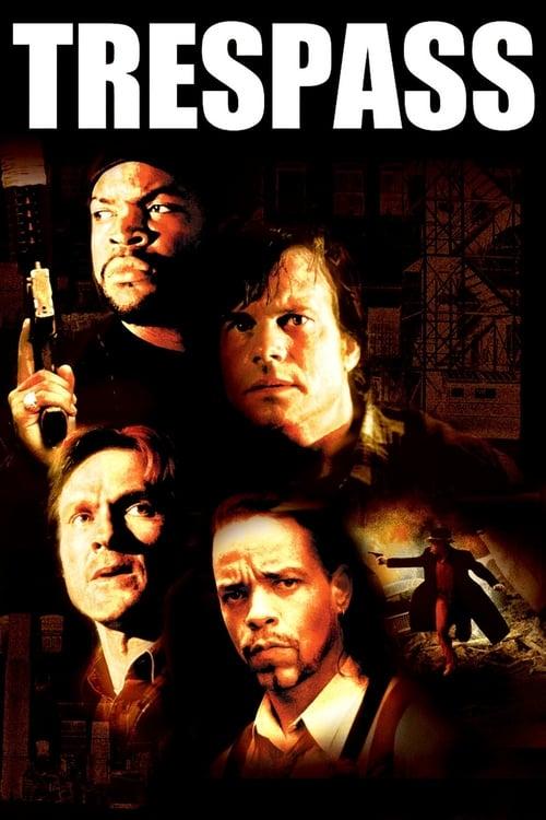 Trespass - Movie Poster
