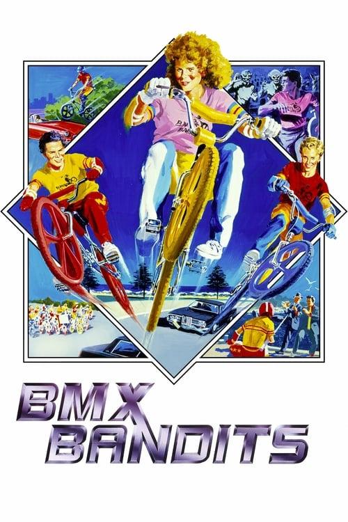 BMX Bandits - Movie Poster