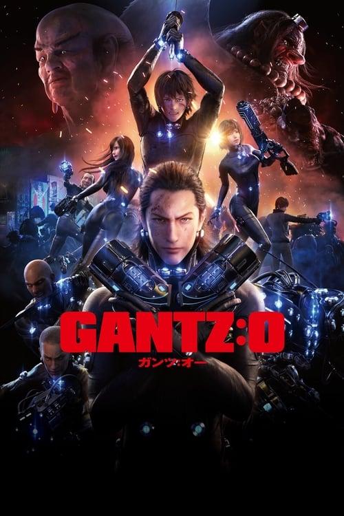 Gantz:O - Movie Poster