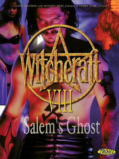 Witchcraft 8: Salem's Ghost - Movie Poster
