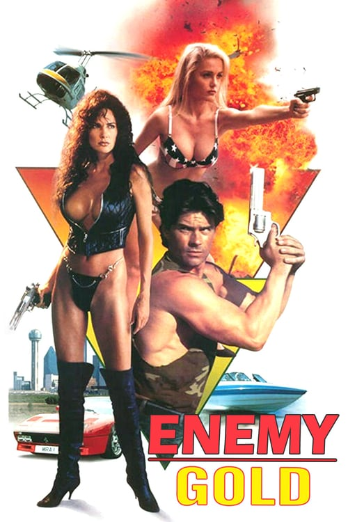 Enemy Gold - Movie Poster