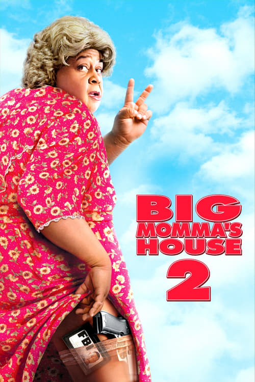 Big Momma's House 2 - Movie Poster