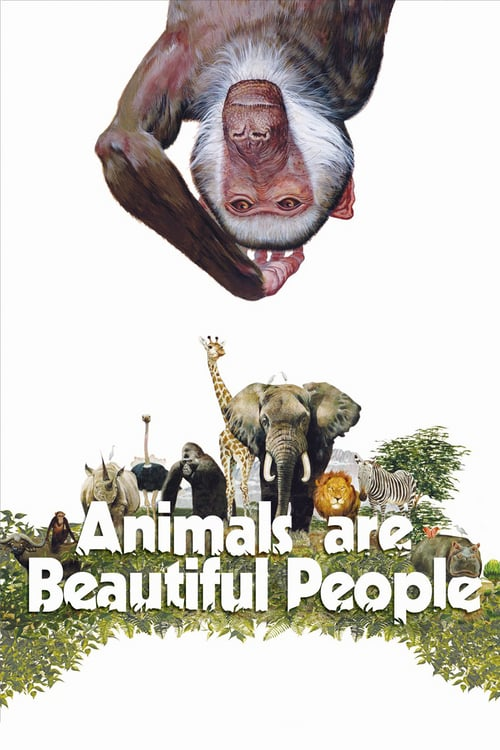Animals Are Beautiful People - Movie Poster
