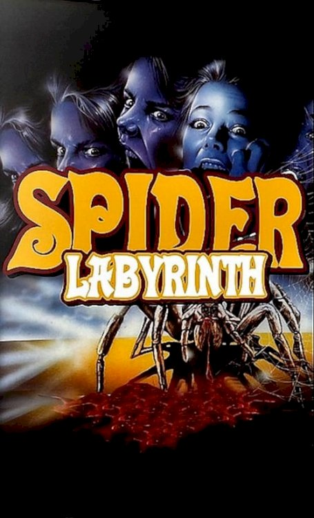 The Spider Labyrinth - Movie Poster