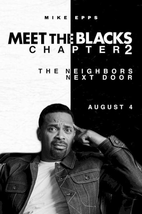 The House Next Door: Meet the Blacks 2 - Movie Poster