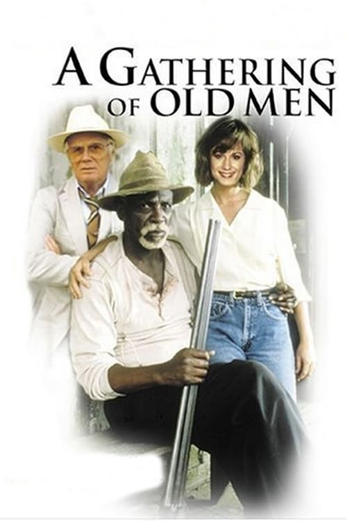 A Gathering of Old Men - Movie Poster