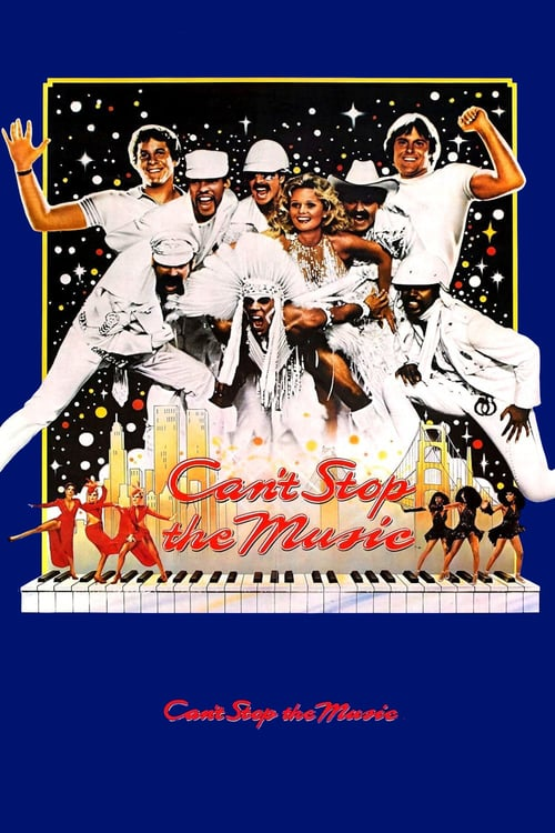Can't Stop the Music - Movie Poster