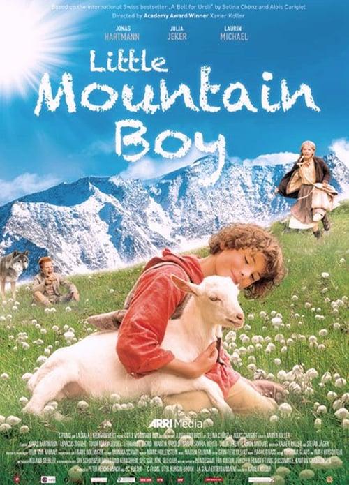 Little Mountain Boy - Movie Poster
