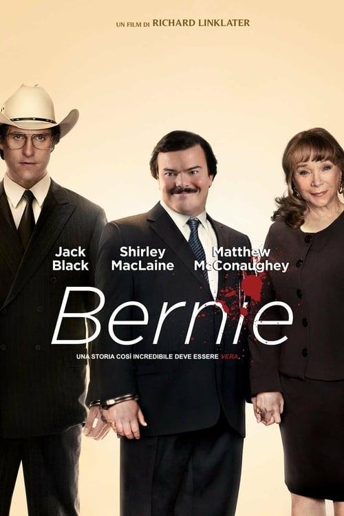 Bernie - Movie Poster