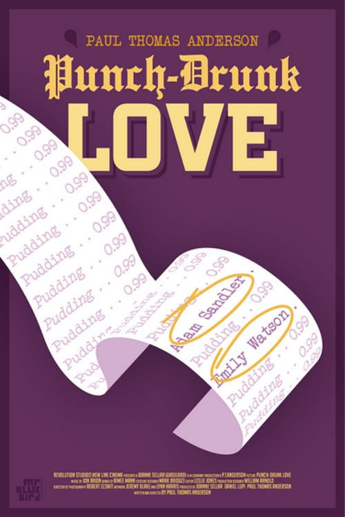 Punch-Drunk Love - Movie Poster